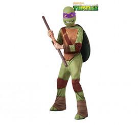 Disfraz Donatello de las Tortugas Ninja de niños