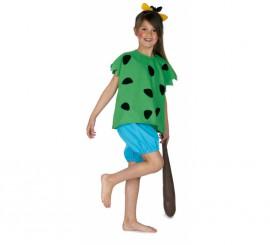 Disfraz de Cavernícola para niñas