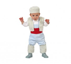 Disfraz de Pastor para niño de 1 a 2 años