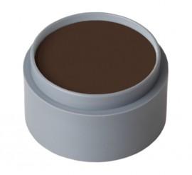 Maquillaje al agua 15 ml. color negro-marrón