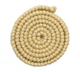 Crepe de lana RUBIO CLARO para barbas y postizos