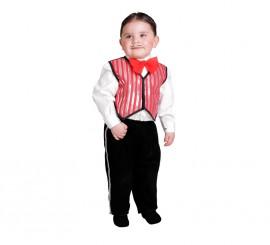 Disfraz de Cabaretero bebé 18 meses
