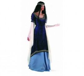 Disfraz de Princesa de los Elfos Extralujo mujer