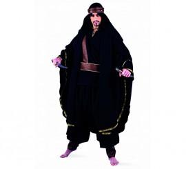 Disfraz de Lawrence de Arabia en negro  adulto