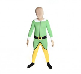 Disfraz MORPHSUIT modelo Elfo talla S infantil