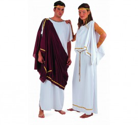 Disfraz de Griega Deluxe para mujer
