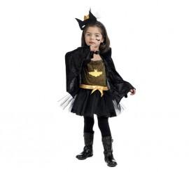 Disfraz Bad Girl para Niña