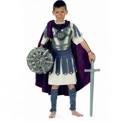 Disfraz de Troyano Deluxe para niños