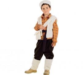 Disfraz de Pastor para niños