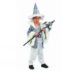 Disfraz de Brujo Mago Adalgis Deluxe para niño