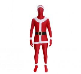 Disfraz MORPHSUIT modelo Papa Noel adultos
