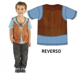 Camisa Hippie para Niño