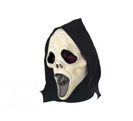 Máscara de Scream para Halloween