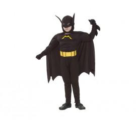 Disfraz de Murciélago musculoso para niño