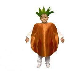 Disfraz de Piña para niños de 1 a 2 años