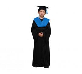 Disfraz Licenciado o Graduado niños de 7 a 9 años