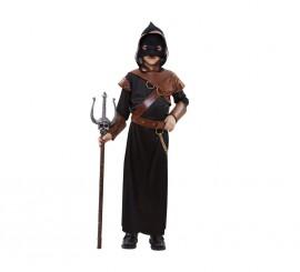 Disfraz de Ejecutor para niños de 10 a 12 años de Halloween