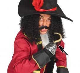 Garfio de Capitán pirata
