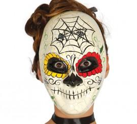 Máscara Día de los Muertos