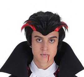 Peluca de Conde Vampiro