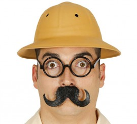 Sombrero Salacot de goma EVA