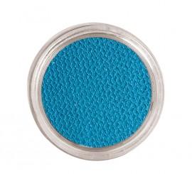 Maquillaje al agua de color Azul claro 15 g