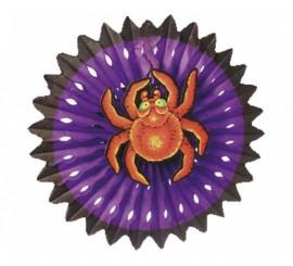 Abanico con Araña 45 cm