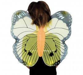 Alas de Mariposa verdes para niños