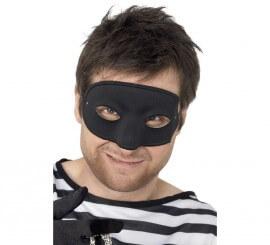 Antifaz de Ladrón con cubre la nariz
