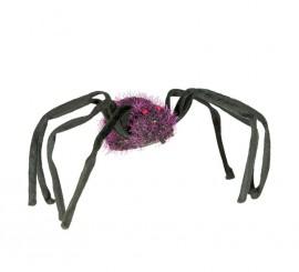 Araña con luz de 70 cm y con pilas incluidas