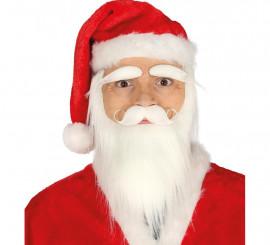 Barba, Bigote y Cejas Papa Noel