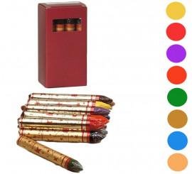 Barra de maquillaje en varios colores