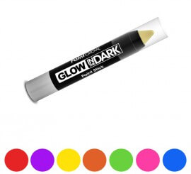 Barra de Maquillaje Fluorescente en varios colores 3.5 g