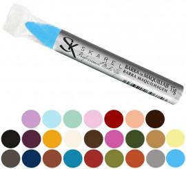 Barra maquillaje de 14x110 mm. en varios colores