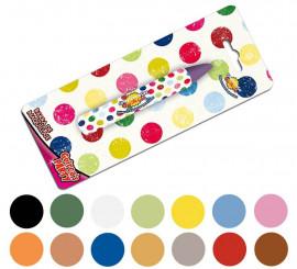 Barra maquillaje de 14x90 mm en varios colores