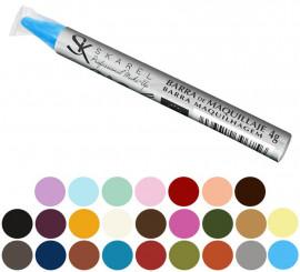 Barra maquillaje de 8x75 mm. en varios colores