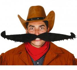 Moustache Géante de 55 cm avec élastique