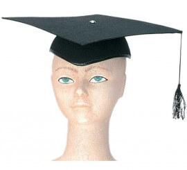 Birrete graduado