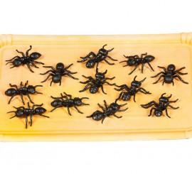 Bolsa de 12 Hormigas 4 Cm