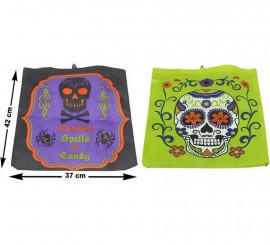 Bolsa recoge caramelos en 2 modelos surtidos 37X42 cm