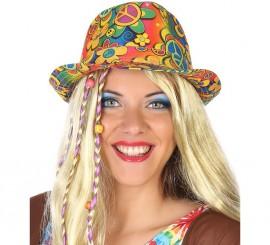 Bombín Hippie Multicolor