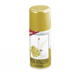 Bote Spray Pintura Oro 150 ml.