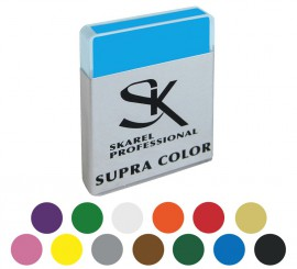 Cajita de Maquillaje Profesional cremoso de 12 gr en varios colores.