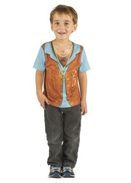Chemise Hippie pour garçon. Plusieurs tailles