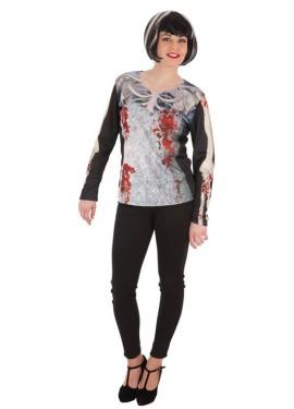 Camisa o camiseta de Novia Cadaver para mujer