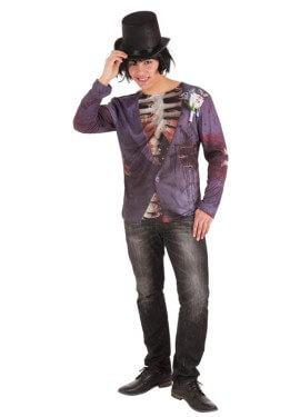 T-Shirt de Fiancé Cadavre pour homme.