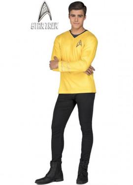 Camiseta Disfraz de Capitán Kirk de Star Trek para hombre