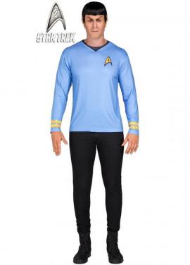 Camiseta Disfraz de Spock de Star Trek para hombre