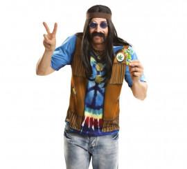 T-shirt Hippie pour Homme plusieurs tailles