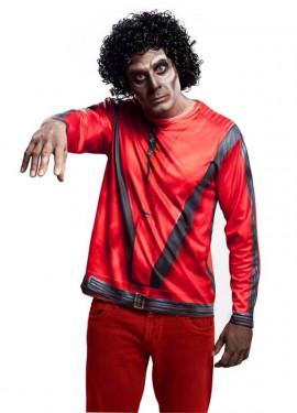 T-shirt Zombie Thriller pour homme plusieurs tailles